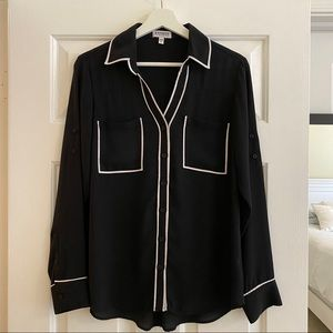 Express Portofino Blouse - Medium